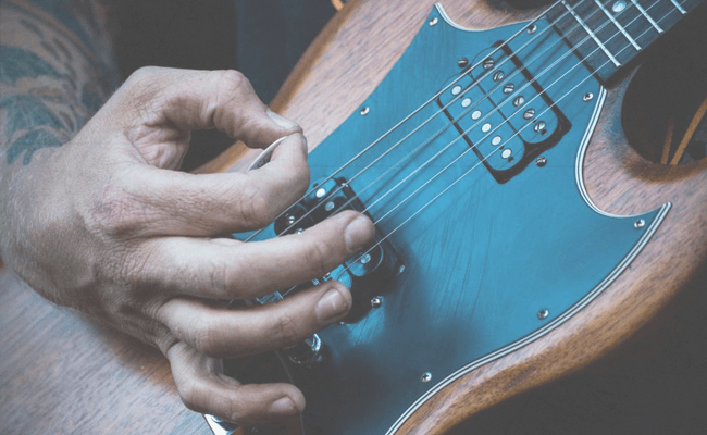 how to read guitar tabs