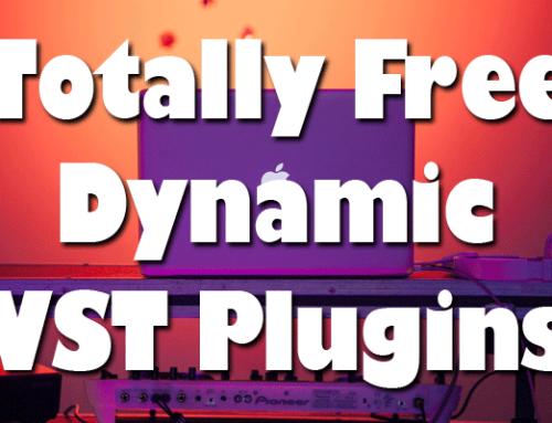 Free Compressor, Limiter, Gate & Expander VST Plugins