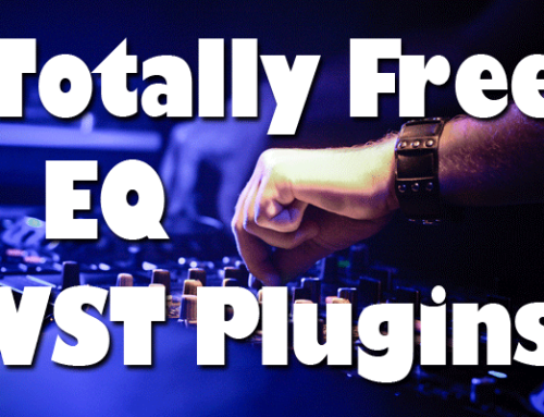 Free EQ, Filter & Analyzer VST Plugins