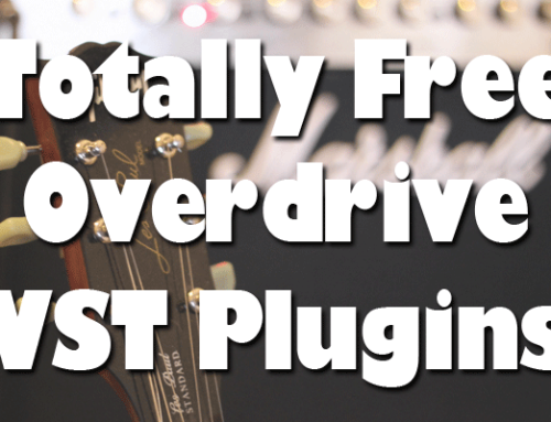 Free Overdrive, Distortion and Amp VST Plugins