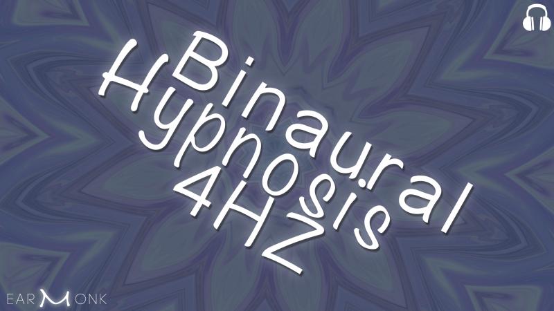 Binaural Hypnosis 4Hz Delta Waves