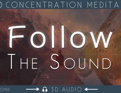 Concentration Meditation 3D Audio