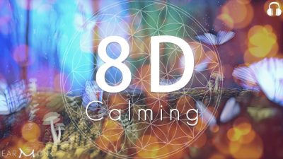 8d calming music watch on lsd