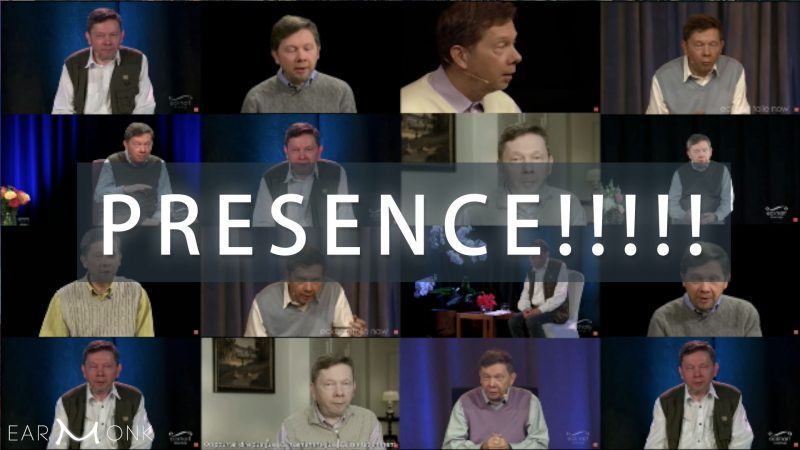 Eckhart Tolle Presence