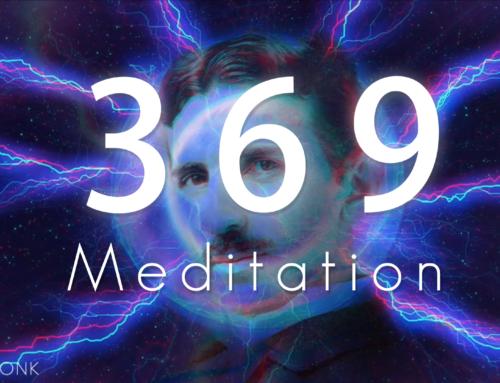 Nikola Tesla 369 Code Meditation Key to the Universe