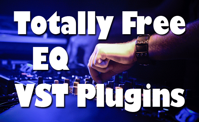 free eq vst plugins