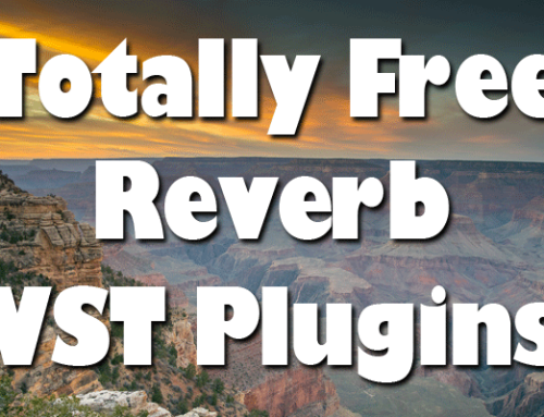 Free Reverb, Delay and Echo VST Plugins