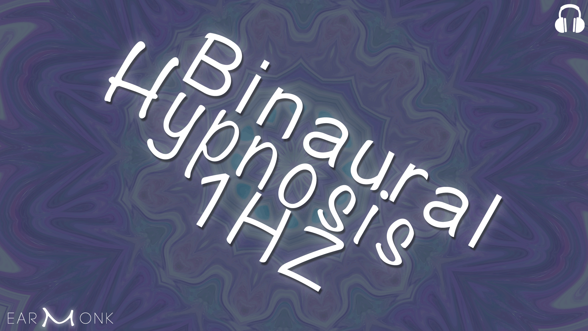 Binaural Hypnosis 1Hz Delta Waves
