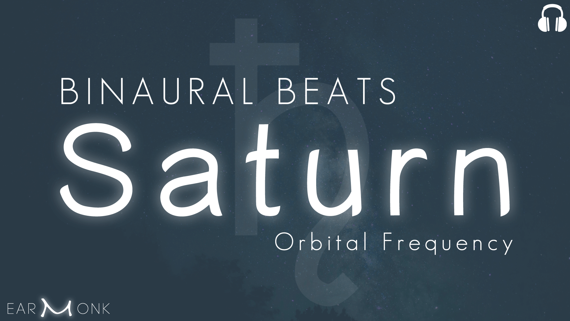 binaural beats saturn frequency