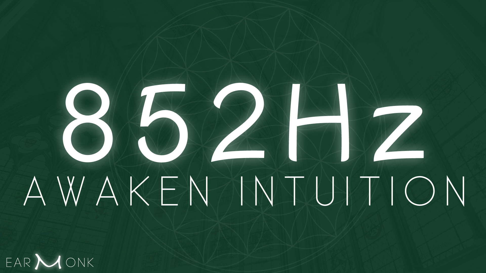 852 Hz Solfeggio - Isochronic Tones - Theta Waves