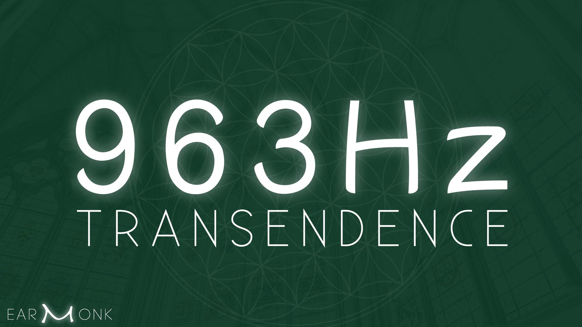 963 Hz Solfeggio - Isochronic Tones - ALPHA Waves