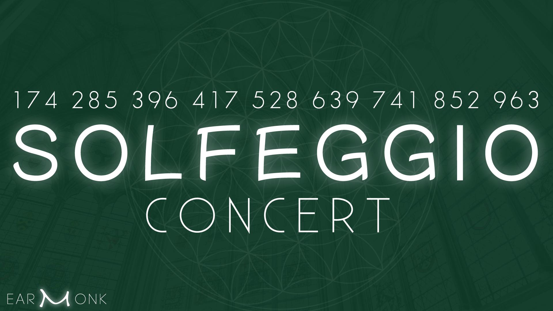 Full Body Restore - 9 Solfeggio Tones Concert