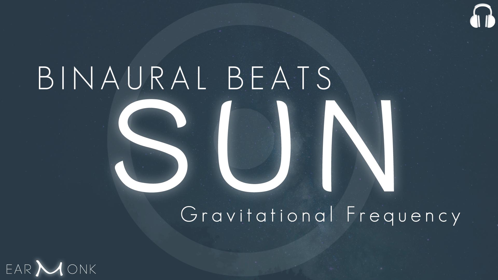 Theta Binaural Beats sun frequency