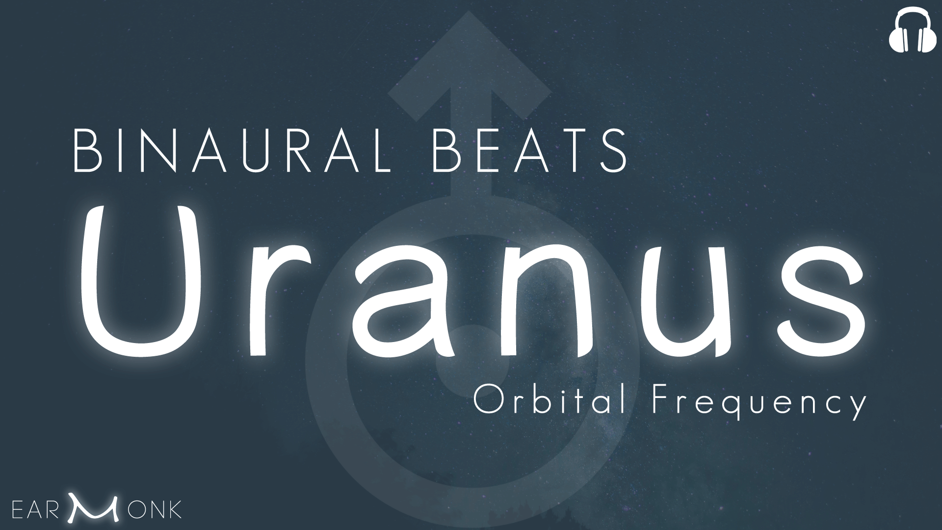 Theta binaural beats uranus frequency