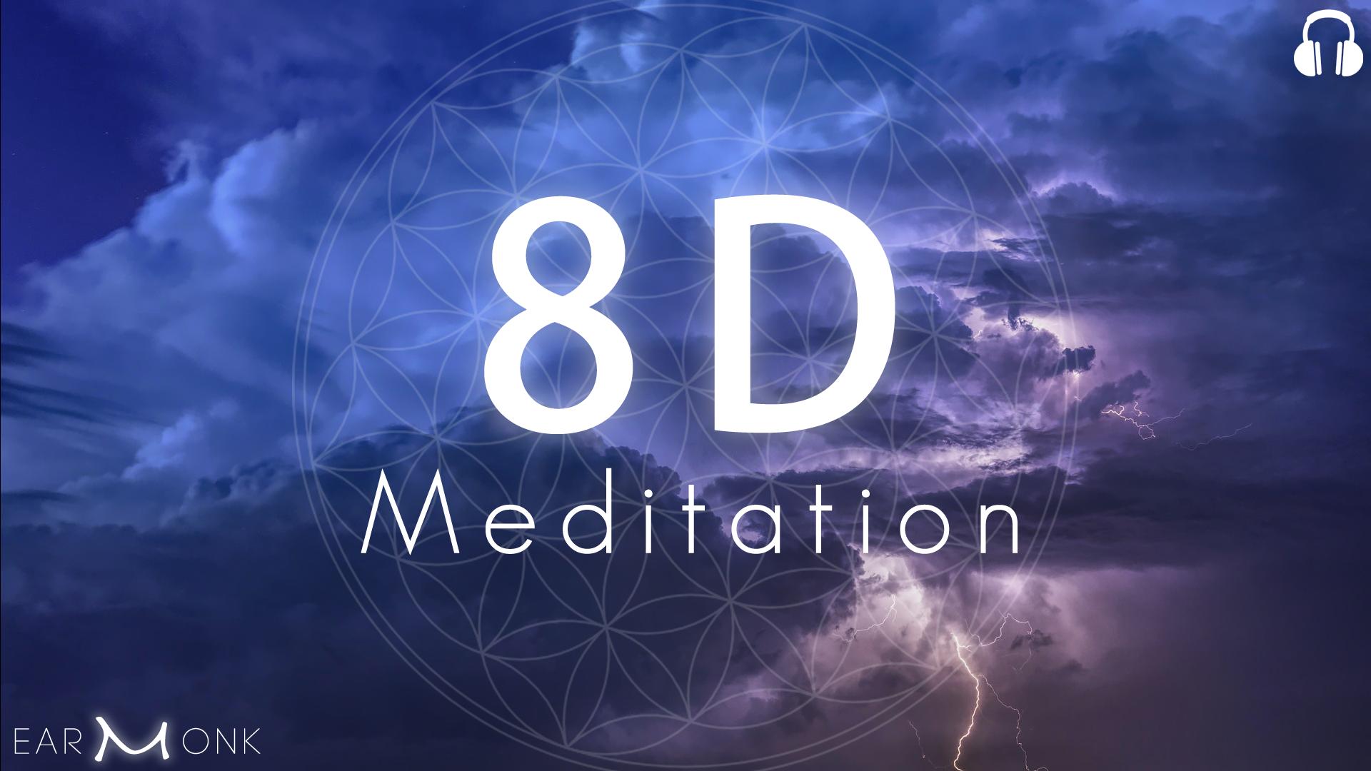 8d Meditation Music