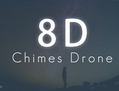 8D Audio Chimes Drone – 360 Music
