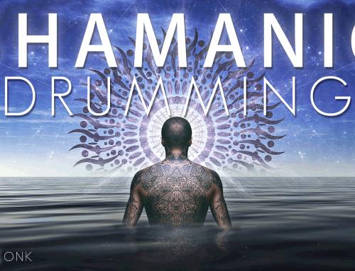Powerful Shamanic Drums + Psychedelic Didgeridoo (80-120bpm)