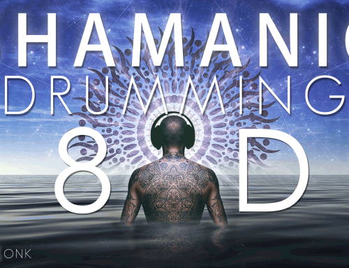 8D Audio – Shamanic Drumming + Didgeridoo + Fire