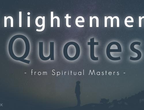 Enlightenment Oneliners