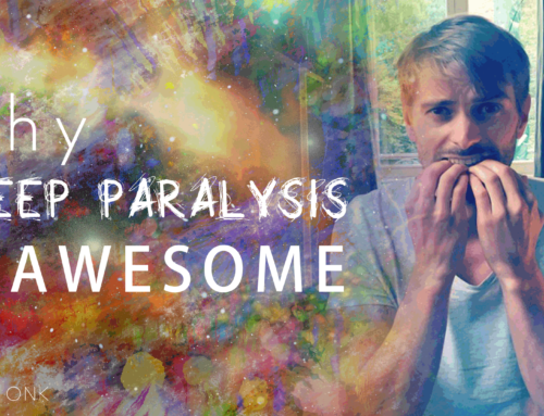 How to Overcome Sleep Paralysis & Why It's Actually a Good Thing