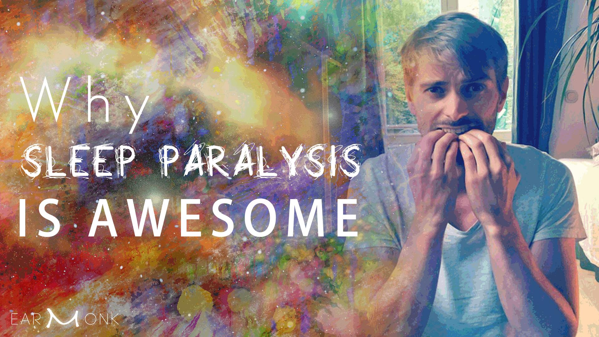 how to overcome sleep paralysis